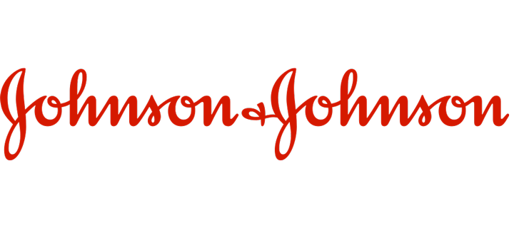 Johnson & Johnsonの企業ロゴ