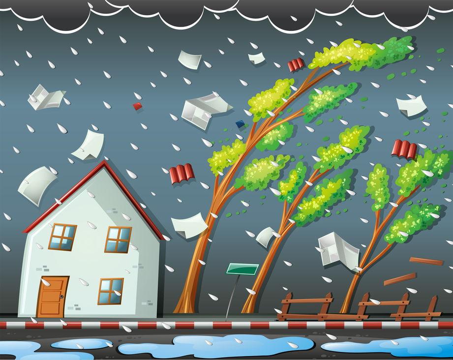 ブルーム・エナジー・サーバーは台風が来てもハリケーンが来ても大丈夫です