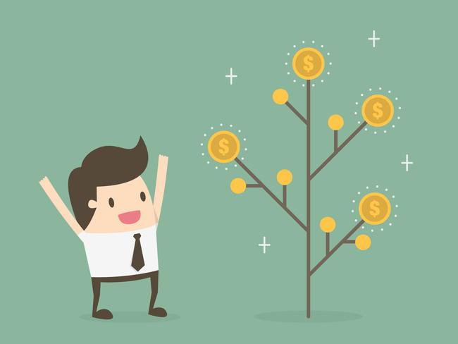 お金のなる木を育てる人